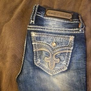 Rock Revival Rima boot size 28